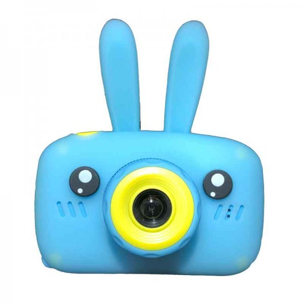 Blue bunny HD Camera for kids